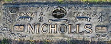 NICHOLLS, THOMAS A - Mohave County, Arizona | THOMAS A NICHOLLS - Arizona Gravestone Photos
