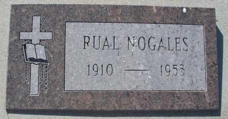 NOGALES, RUAL - Mohave County, Arizona | RUAL NOGALES - Arizona Gravestone Photos