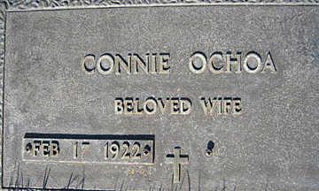 OCHOA, CONNIE - Mohave County, Arizona | CONNIE OCHOA - Arizona Gravestone Photos