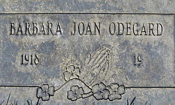 ODEGARD, BARBARA JOAN - Mohave County, Arizona | BARBARA JOAN ODEGARD - Arizona Gravestone Photos