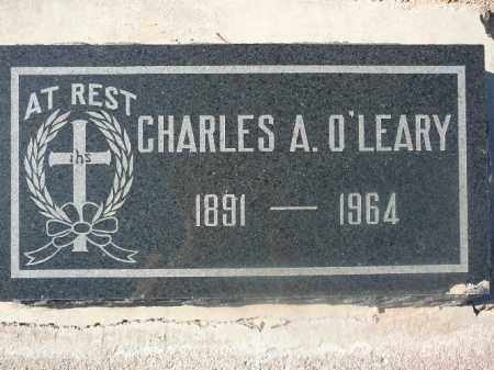O'LEARY, CHARLES A - Mohave County, Arizona | CHARLES A O'LEARY - Arizona Gravestone Photos