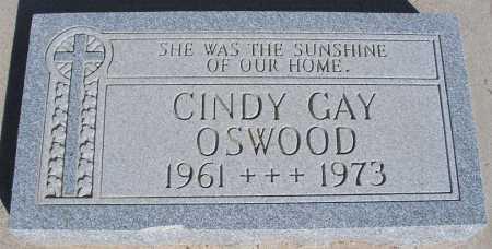 OSWOOD, CINDAY GAY - Mohave County, Arizona | CINDAY GAY OSWOOD - Arizona Gravestone Photos