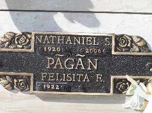 PAGEN, FELISITA E - Mohave County, Arizona | FELISITA E PAGEN - Arizona Gravestone Photos