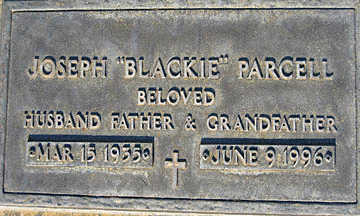 PARCELL, JOSEPH - Mohave County, Arizona | JOSEPH PARCELL - Arizona Gravestone Photos