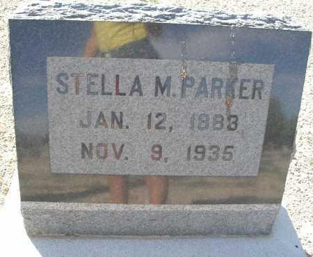 PARKER, STELLA M. - Mohave County, Arizona | STELLA M. PARKER - Arizona Gravestone Photos