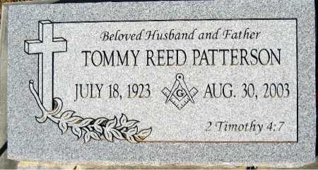 PATTERSON, TOMMY REED - Mohave County, Arizona   TOMMY REED PATTERSON - Arizona Gravestone Photos