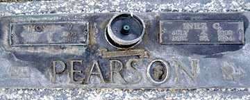 PEARSON, THOMAS V - Mohave County, Arizona | THOMAS V PEARSON - Arizona Gravestone Photos
