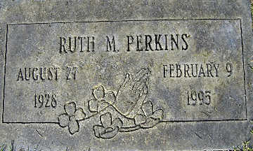 PERKINS, RUTH M - Mohave County, Arizona | RUTH M PERKINS - Arizona Gravestone Photos