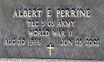 PERRINE, ALBERT E - Mohave County, Arizona   ALBERT E PERRINE - Arizona Gravestone Photos