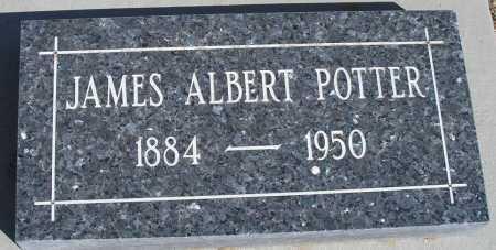 POTTER, JAMES ALBERT - Mohave County, Arizona | JAMES ALBERT POTTER - Arizona Gravestone Photos