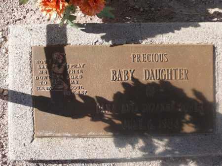 POWER, (BABY) - Mohave County, Arizona | (BABY) POWER - Arizona Gravestone Photos