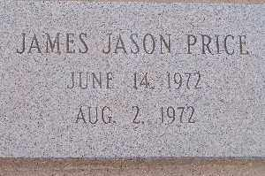 PRICE, JAMES JASON - Mohave County, Arizona | JAMES JASON PRICE - Arizona Gravestone Photos