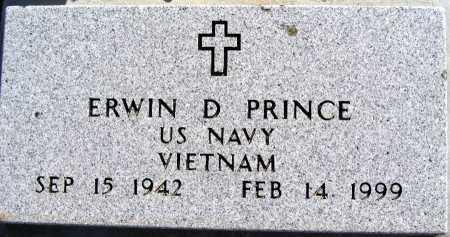 PRINCE, ERWIN D - Mohave County, Arizona | ERWIN D PRINCE - Arizona Gravestone Photos