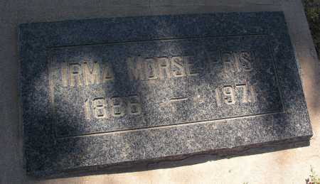 PRISK, IRMA MORSE - Mohave County, Arizona | IRMA MORSE PRISK - Arizona Gravestone Photos