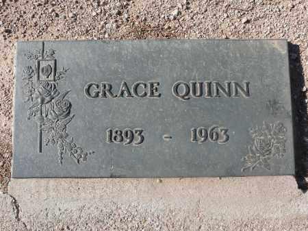 QUINN, GRACE - Mohave County, Arizona | GRACE QUINN - Arizona Gravestone Photos