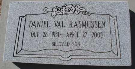 RASMUSSEN, DANIEL VAL - Mohave County, Arizona | DANIEL VAL RASMUSSEN - Arizona Gravestone Photos