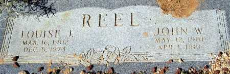 REEL, LOUISE J - Mohave County, Arizona | LOUISE J REEL - Arizona Gravestone Photos