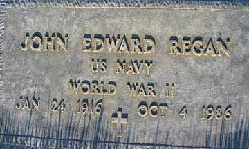 REGAN, JOHN EDWARD - Mohave County, Arizona | JOHN EDWARD REGAN - Arizona Gravestone Photos