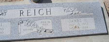 REICH, JAMES H. - Mohave County, Arizona | JAMES H. REICH - Arizona Gravestone Photos