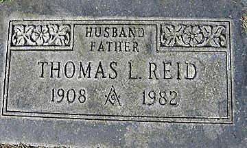 REID, THOMAS L - Mohave County, Arizona | THOMAS L REID - Arizona Gravestone Photos