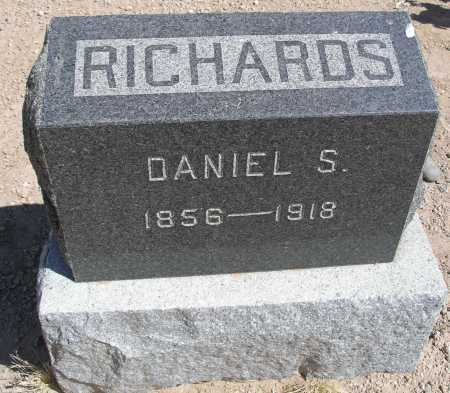 RICHARDS, DANIEL S. - Mohave County, Arizona | DANIEL S. RICHARDS - Arizona Gravestone Photos