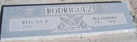 RODRIGUEZ, REFUJIA R. - Mohave County, Arizona | REFUJIA R. RODRIGUEZ - Arizona Gravestone Photos