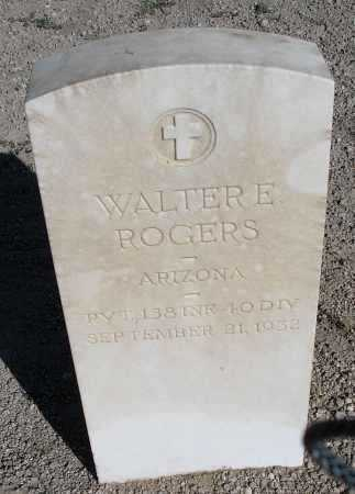 ROGERS, WALTER E. - Mohave County, Arizona | WALTER E. ROGERS - Arizona Gravestone Photos