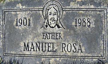 ROSA, MANUEL - Mohave County, Arizona | MANUEL ROSA - Arizona Gravestone Photos