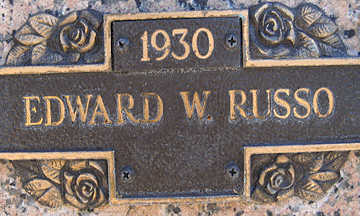 RUSSO, EDWARD W. - Mohave County, Arizona | EDWARD W. RUSSO - Arizona Gravestone Photos