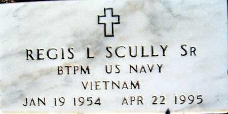 SCULLY SR, REGIS L - Mohave County, Arizona | REGIS L SCULLY SR - Arizona Gravestone Photos