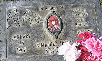 ZMRZEL SECOR, KIMBERLY - Mohave County, Arizona | KIMBERLY ZMRZEL SECOR - Arizona Gravestone Photos