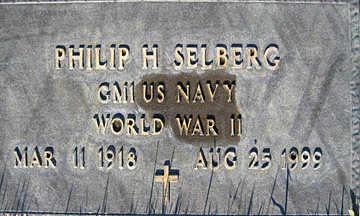 SELBERG, PHILIP H - Mohave County, Arizona | PHILIP H SELBERG - Arizona Gravestone Photos
