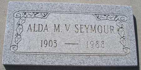 SEYMOUR, ALDA M. - Mohave County, Arizona | ALDA M. SEYMOUR - Arizona Gravestone Photos