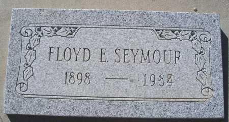 SEYMOUR, FLOYD E. - Mohave County, Arizona   FLOYD E. SEYMOUR - Arizona Gravestone Photos