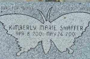 SHAFFER, KIMBERLY MARIE - Mohave County, Arizona | KIMBERLY MARIE SHAFFER - Arizona Gravestone Photos