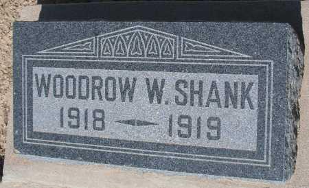SHANK, WOODROW W. - Mohave County, Arizona | WOODROW W. SHANK - Arizona Gravestone Photos