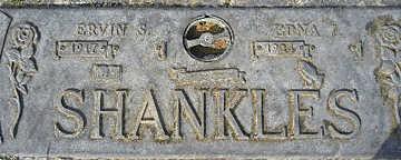 SHANKLES, ERVIN S - Mohave County, Arizona   ERVIN S SHANKLES - Arizona Gravestone Photos