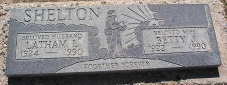 SHELTON, BETTY J. - Mohave County, Arizona | BETTY J. SHELTON - Arizona Gravestone Photos