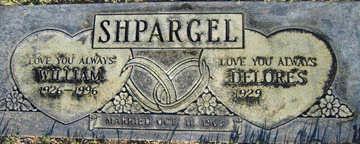 SHPARGEL, WILLIAM - Mohave County, Arizona | WILLIAM SHPARGEL - Arizona Gravestone Photos