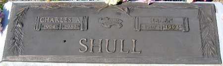 SHULL, CHARLES A - Mohave County, Arizona | CHARLES A SHULL - Arizona Gravestone Photos