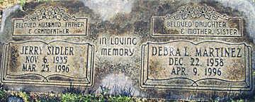 SIDLER, JERRY - Mohave County, Arizona   JERRY SIDLER - Arizona Gravestone Photos