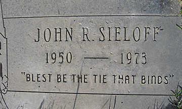 SIELOFF, JOHN RUSSELL - Mohave County, Arizona   JOHN RUSSELL SIELOFF - Arizona Gravestone Photos