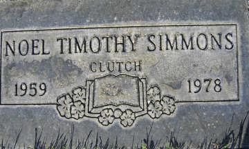 SIMMONS, NOEL TIMOTHY - Mohave County, Arizona | NOEL TIMOTHY SIMMONS - Arizona Gravestone Photos