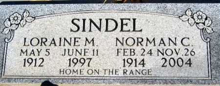 SINDEL, NORMAN C - Mohave County, Arizona | NORMAN C SINDEL - Arizona Gravestone Photos