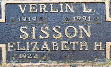 SISSON, VERLIN - Mohave County, Arizona | VERLIN SISSON - Arizona Gravestone Photos