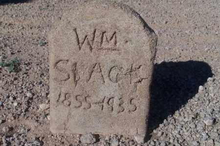 SLACK, WILLIAM - Mohave County, Arizona | WILLIAM SLACK - Arizona Gravestone Photos