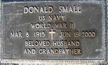 SMALL, DONALD M - Mohave County, Arizona   DONALD M SMALL - Arizona Gravestone Photos