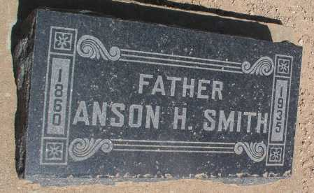 SMITH, ANSON H. - Mohave County, Arizona | ANSON H. SMITH - Arizona Gravestone Photos