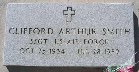SMITH, CLIFFORD ARTHUR - Mohave County, Arizona   CLIFFORD ARTHUR SMITH - Arizona Gravestone Photos