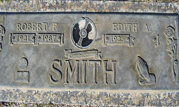 SMITH, ROBERT F - Mohave County, Arizona | ROBERT F SMITH - Arizona Gravestone Photos